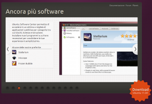 Ubuntu 300x205 Disponibile al download Ubuntu 11.04 Natty Narwhal