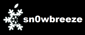 sn0wbreeze logo1 300x124 Jailbreak Untethered iOS 4.3.1 su Windows con Sn0wbreeze 2.5 [GUIDA]