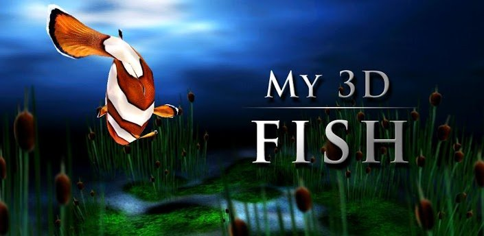 Download Every Iphone Live Wallpaper Live Fish Iphone: [Live Wallpaper] Download My 3D Fish V1.5 APK, Un Acquario