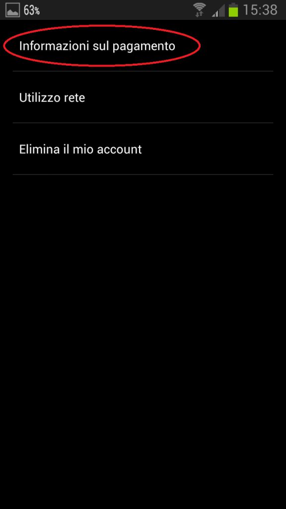 Screenshot 2013 02 02 15 39 01 576x1024 Come Rinnovare WhatsApp con PostePay, SuperFlash o alta Carta [Android]