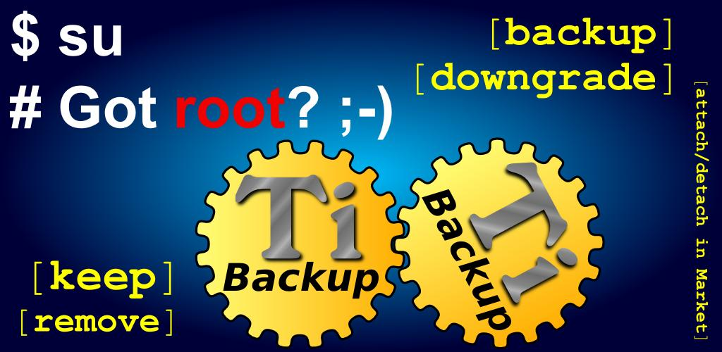 [ANDROID] Titanium Backup Pro v6.1.5.6 (PATCHED) - MULTI ITA