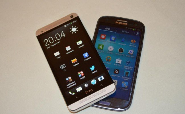 Confronto Video tra HTC One e Samsung Galaxy S3