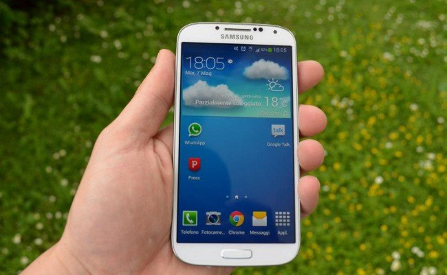 Samsung Galaxy S4 in prova da YourLifeUpdated: Prime Impressioni