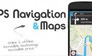 Navigatori GPS per Android: ecco il nuovo GPS Navigation &#038; Maps
