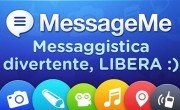 Alternative Gratis a WhatsApp: ecco MessageMe