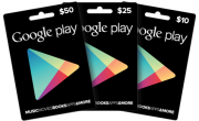 Le Google Play Gift Cards stanno arrivando in Italia?