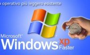 Windows XP Faster V1: una versione leggerissima di Windows XP per i PC pi vecchi