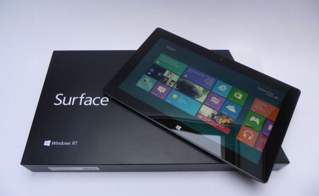 Recensione Microsoft Surface RT, il tablet di Microsoft con Windows 8 RT