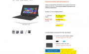 Offerte Hi-Tech: Surface RT + Touch Cover in omaggio sullo Store Microsoft