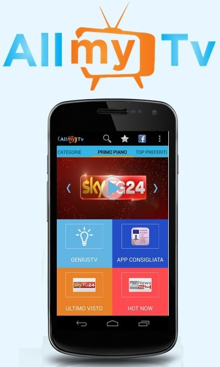 Nothing found for programmi android allmytv miglior app for App per vedere telecamere su android