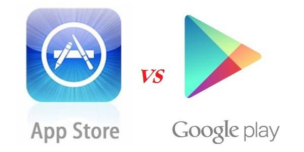 Play Store vs AppStore