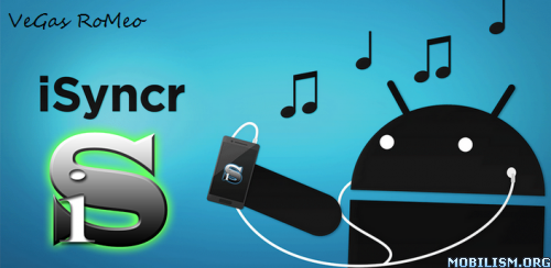 Download iSyncr for iTunes to Android v 5.5.5.0 APK