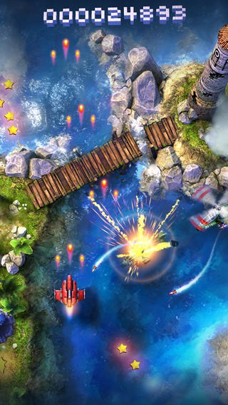 Trucchi, cheat, hack Sky Force 2014 iPhone, iPad, iPod: stelle infinite e illimitate