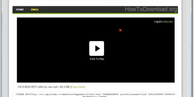 download videos from rapidvideo