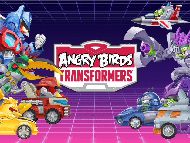 Angry Birds Transformers Copertina 626x470 Download Angry Birds Transformers APK dal Play Store Android
