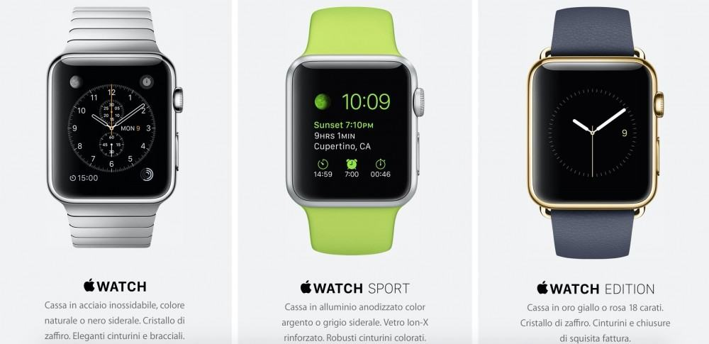 Versioni-di-Apple-Watch-disponibili-1000x485