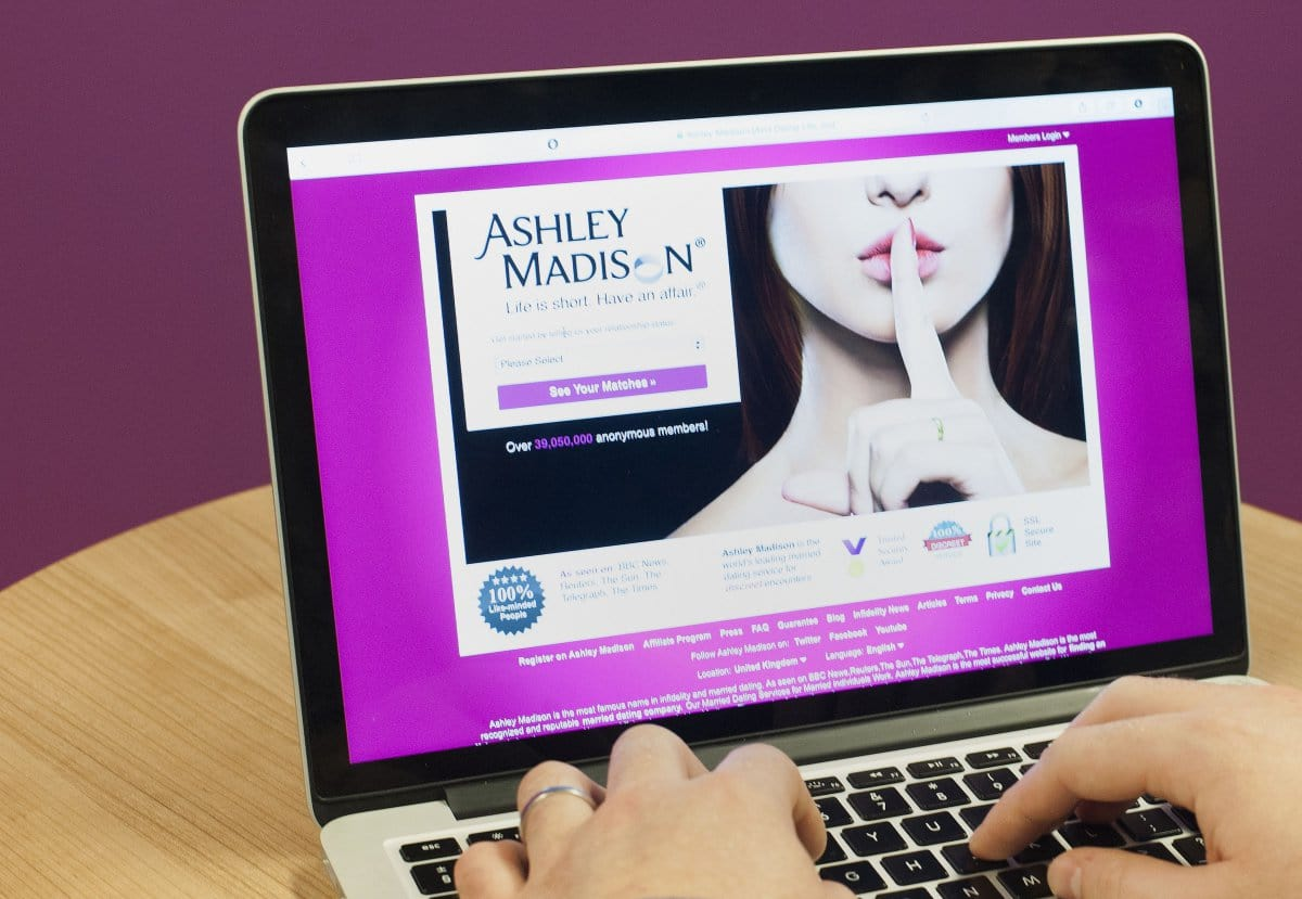 ashley madison hack only beginning