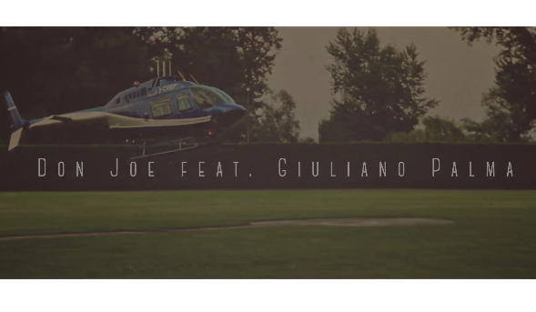 Don Joe feat Giuliano Palma, Come Guarda Una Donna testo e video ufficiale