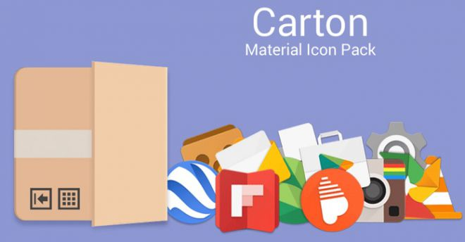 Download Carton Icon Pack