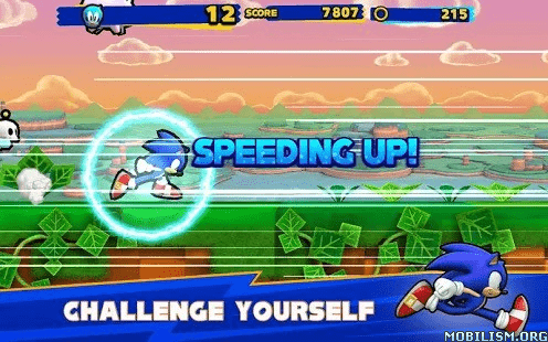Trucchi Sonic Runners APK Android