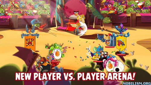 Trucchi Angry Birds Epic APK Android