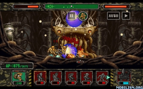 Trucchi METAL SLUG ATTACK APK Android