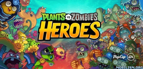 Trucchi Provate Plants vs. Zombies Heroes APK Android