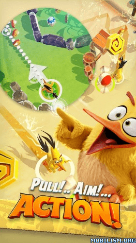 Trucchi Angry Birds Action! APK Android