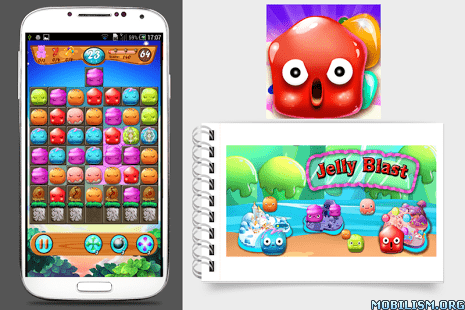 Trucchi Jelly Blast APK Android