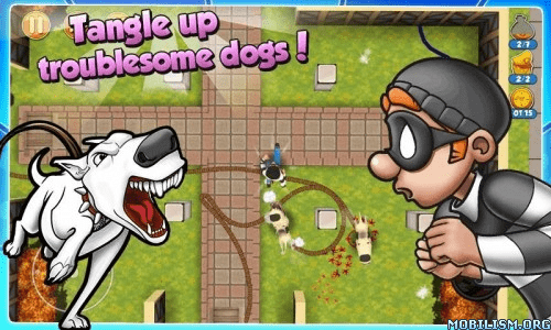 Trucchi Robbery Bob 2 Double Trouble APK Android