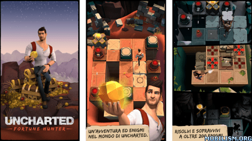 Trucchi UNCHARTED Fortune Hunter APK Android