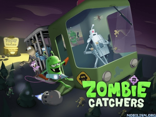 Trucchi, cheat, hack Zombie Catchers APK Android