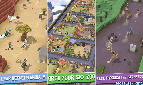 Trucchi Rodeo Stampede Sky Zoo Safari APK Android