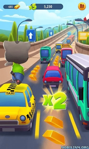 Trucchi Talking Tom Corsa all'oro APK Android