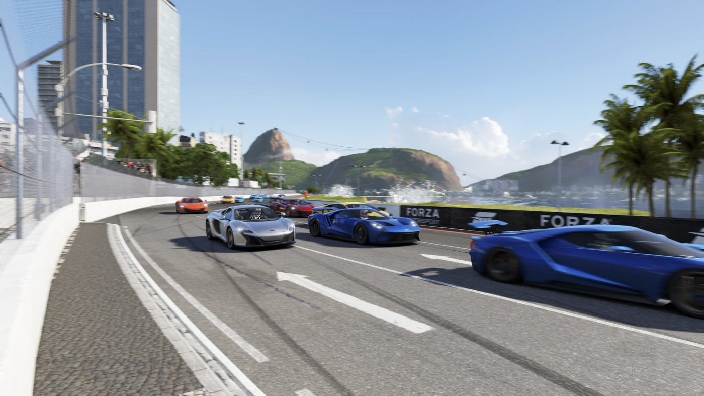 Forza Motorsport 7 | Supporto al Dynamic Cube Mapping, ma solo per Xbox One X e Windows 10!