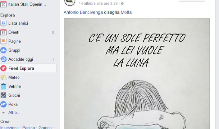 Facebook lancia Feed Esplora