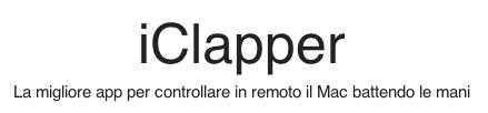 iClapper