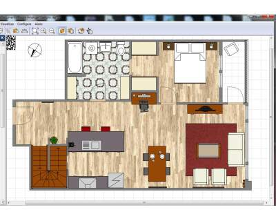 Room arranger il programma per arredare la casa in 3d for Programma per costruire case in 3d gratis
