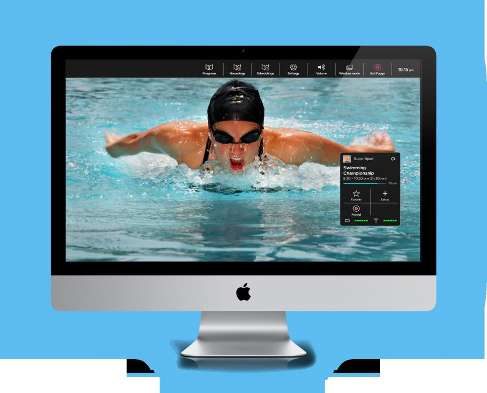 Vuoi guardare e registrare la tv digitale sul tuo mac for Guardare la tv