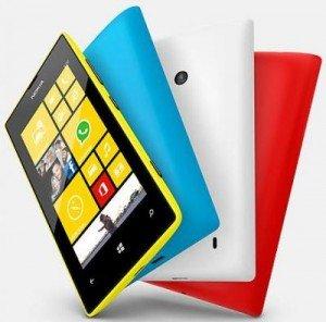 Nokia Lumia 520 prezzo