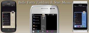 BelleExtraTaskbarsStartMenu_Promo_Banner_SymbianTweet