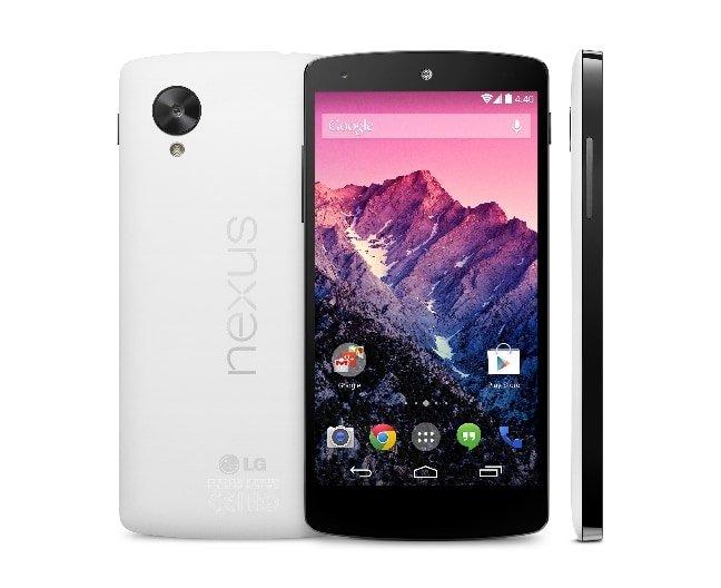 Nexus 5 3 LG Nexus 5: Tutto quello che cè da sapere [Scheda Tecnica, Prezzi, Immagini ed Accessori]