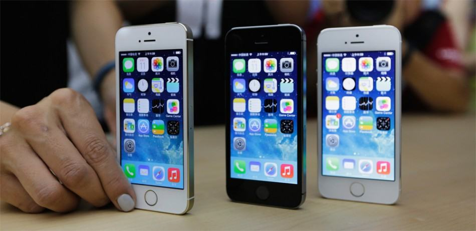 Infografica iPhone 5S, 5C e 5