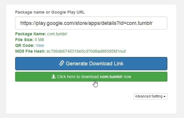 play from apk google downloader store web