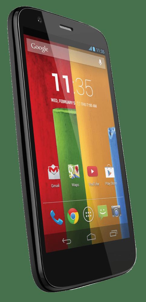Il Motorola Moto G è ufficiale: Foto, scheda tecnica, prezzi e data di uscita ufficiali in Italia