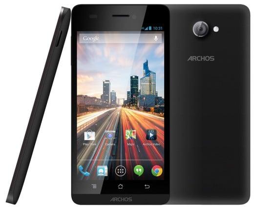 ARCHOS presenta gli smartphone Android LTE 4G ARCHOS 45 e 50 Helium: ecco tutti i dettagli