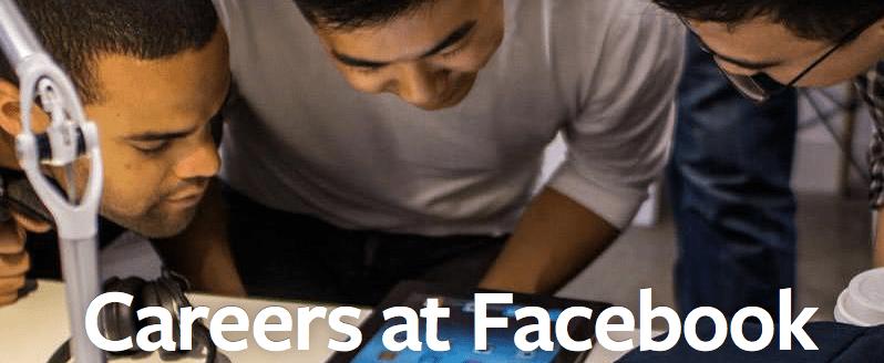 Offerta di Lavoro: Centinaia di posizioni aperte in Facebook! Ecco come candidarsi