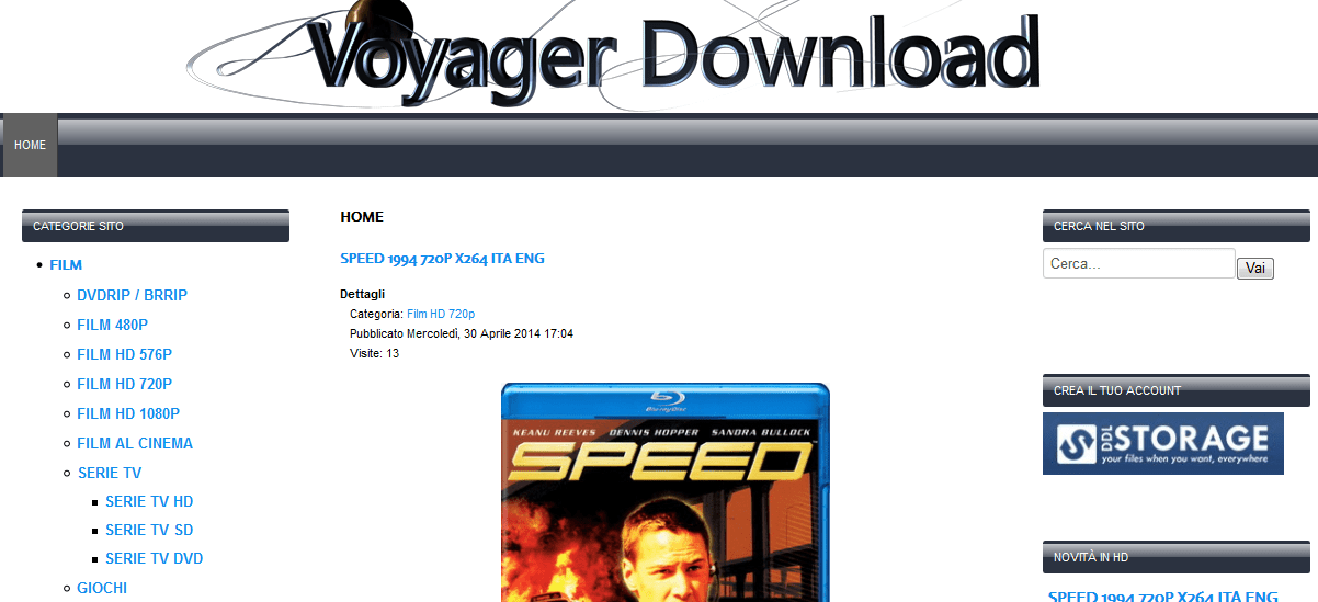 Voyager Download