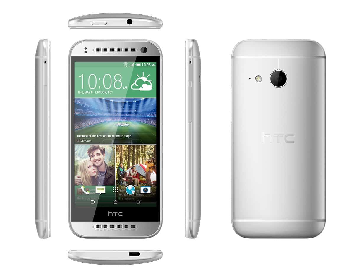 HTC One mini 2_6V_Silver