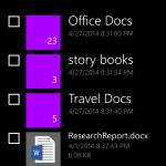 UFFICIALE: Joe Belfiore conferma l'arrivo di File Manager su Windows Phone Nokia Lumia!